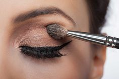Makeup myth: Women over 40 can't do shimmer
