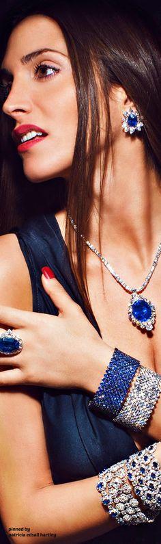 Bayco Sapphire Jewelry