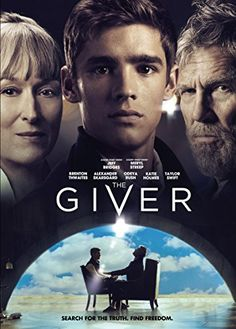 Rent The Giver starring Jeff Bridges and Meryl Streep on DVD and Blu-ray. Get unlimited DVD Movies & TV Shows delivered to your door with no late fees, ever. One month free trial! Movies And Series, All Movies, Drama Movies, Great Movies, Movies To Watch, Movies And Tv Shows, Book Series, Movies Online, 2016 Movies