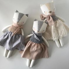 Newsletter going out shortly with preview (and pricing) of the dolls in tomorrow's shop update - Thursday at 10am PST. Sign up at www.luckyjujuworkshop.com (or link in profile) #luckyjuju #luckyjujuworkshop #handmadeholiday