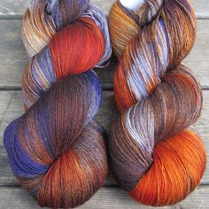 Mayhem - Katahdin - Babette | Miss Babs Hand-Dyed Yarns & Fibers, Inc.