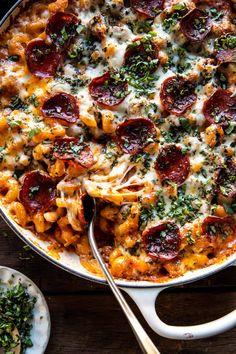 Pasta Recipes, Dinner Recipes, Cooking Recipes, Healthy Recipes, Pasta Meals, Healthy Dinners, Healthy Eats, Pot Pasta, Pasta Dishes