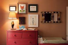 Project Nursery - Fox-Themed Nursery Gallery Wall - Project Nursery