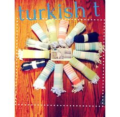 """We love these Turkish-T towels so much! """"From bath to body to beach"""" they are hand loomed towels. These super soft, flat weave, colorful cloths are made the old fashion way! Perfect for gifts! Available in body towel sizes and hand towel size. SHOP @ Carter and Co, Mobile Al"""