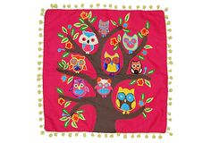 My daughter would love this owl pillow