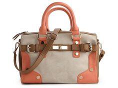Melie Bianco Bade Color Block Satchel Satchels Handbags - DSW