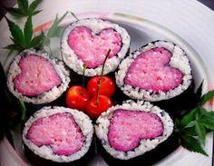 Valentine's Sushi :)))