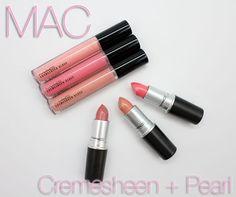 Cremesheen lipsticks my FAVORITE formulation