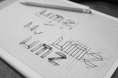 UMZ branding by Olivera Miletic, via Behance