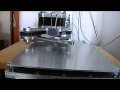 Scara robot - YouTube