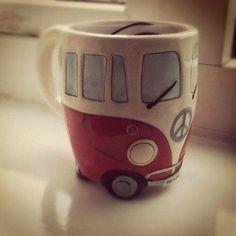 Adorable Vintage Mug