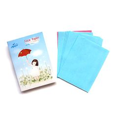 100pcs Beauty-absorbing Paper