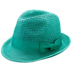 Christys' Lovell Trilby - Mint Leaf