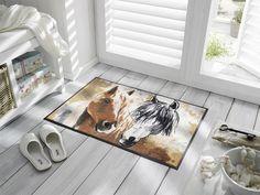 STUDIO 67 | Hochwertige Matten und Teppiche online kaufen wash+dry | Design Ginger&Beauty Shag Rug, Beauty, Rugs, Studio, Design, Friends, Animals, Home Decor, Products