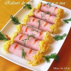Un aperitiv rapid pentru orice masa festiva cu cei dragi.