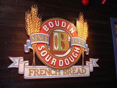 Pier 39, San Francisco. You at least need to visit & have a taste of some of the best Sour Dough bread.