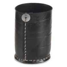 Grand gobelet Noir - Stool - Gobelets et porte brosse à dents - Accessoires de salle de bains - Toute la déco - Décoration d'intérieur - Alinéa