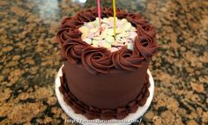 Small Birthday Cake Recipe