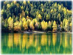 Champex, l'automne
