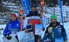 Antonio Fantino vince di nuovo a Pfelders