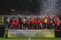 Benfica Vencedor Taça da Liga - Triplete