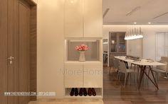 Dùng tủ bếp có màu trắng treo tường là một gợi ý rất phù hợp với không gian nhỏ mà vẫn có thể đảm bảo được một không gian thoáng mát nhưng vẫn đảm bảo được công năng sử dụng và mang một vẻ đẹp vốn có. Bên cạnh đó