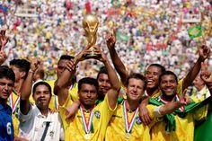 Brasil logró el 'tetra' tras vencer a Italia por penaltis