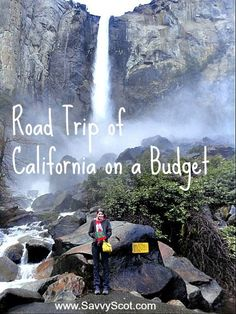 Road Trip of California on a Budget