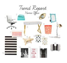 Trend Report // Home Office