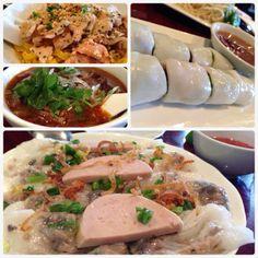 Downtown Vietnamese food