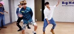 These two and their hip thrusts kill me #jhope #jungkook lawwwd have mercy