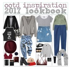 """""""&&✩; an 2017 lookbook / natalie"""" by starlight-icons ❤ liked on Polyvore featuring art"""