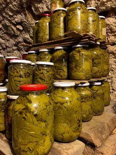 Armenia, Conservation, Mason Jars, Baking, Food, Preserves, Bakken, Essen, Mason Jar