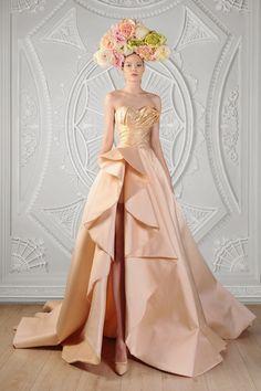 Rami Kadi 2014 Le Royaume Enchanté Haute Couture Collection Part 2 ~ Glowlicious