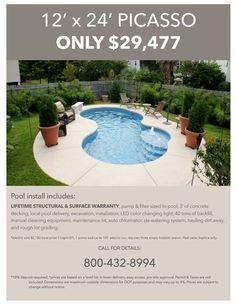 Pool Spa, Small Swimming Pools, Small Pools, Swimming Pools Backyard, Swimming Pool Designs, Lap Pools, Indoor Pools, Swimming Pool Prices, Pool Water