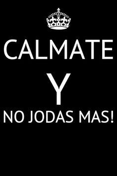 Keep Calm Puertorican style
