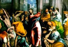 El Greco paintings - Video Lessons of Drawing & Painting