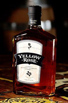 Yellow Rose Distilling Blended Whiskey