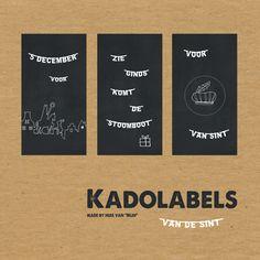 """Free Printable, kadolabels, sinterklaas, 5 december, cadeaulables, gratis, print en knip ze uit, made by Huis van """"Mijn"""""""
