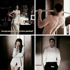 mentions J'aime, 27 commentaires - ˗ˏˋ Fifty Shades 50 Shades Trilogy, Fifty Shades Series, Fifty Shades Movie, Christian Grey Quotes, Fallen Tv Series, Fifty Shades Quotes, Couples Things To Do, Anastasia Grey, Shades Of Grey Movie