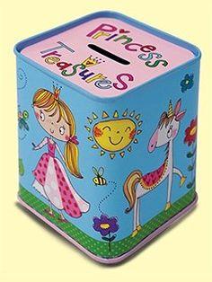Mini boîtes Argent-Princesse Trésors