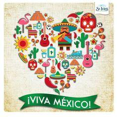 Viva México!!
