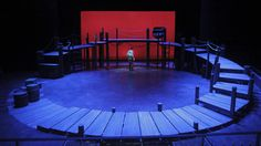 Carousel La Guaradia Arts - Set Design: Evan Adamson