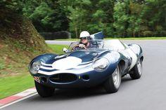 Jaguar D-Type, #XKD504, ©Courtesy of RM Auctions - www.radical-classics.com