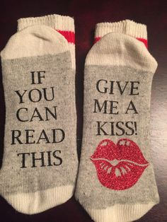 Socks with witty sayings by Inspiredbywineglass on Etsy Silly Socks, Crazy Socks, Funny Socks, Vinyl Crafts, Vinyl Projects, Socks Quotes, Witty Quotes, Winter Socks, Vinyl Shirts