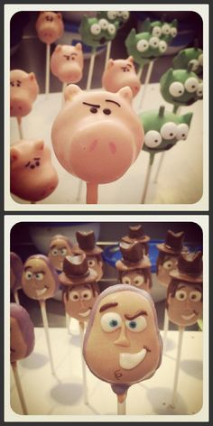 Love the different expressions for ham and just push through the aliens to create antenna