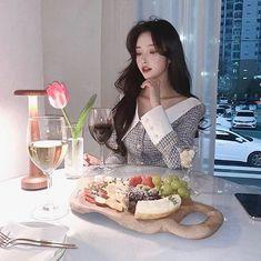 🎉🎂🎊Happy birthday Kim Nahee 🎁Best wishes for u ❤️😘 Cr Korean Beauty Girls, Pretty Korean Girls, Korean Girl Fashion, Cute Korean Girl, Pretty Asian, Asian Beauty, Korea Fashion, Mode Ulzzang, Ulzzang Korean Girl