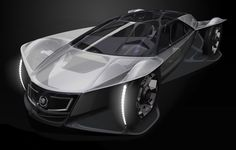 Incredible! Cadillac Aera Concept Car has an astonishingly small weight of only 454 kg! What you are seeing right now is a gorgeous 2+2 coupe concept, made to be light and functional. The concept was presented at the LA Auto Show Design Challenge Contest, aiming to shock the world with an astonishingly small weight of only 454 kg and maximum comfort and security. A team of five...