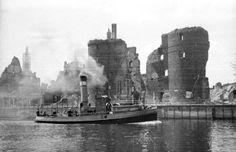 Danzig, Historical Photos, Poland, City, Old Pictures, Historia, History, Life, Historical Pictures