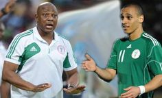 """West Brom striker Osaze Odemwingie has warned coach Stephen Keshi he could soon be sacked even after leading Nigeria to AFCON glory. """"A coach the country is praising now will one day be sacked and to his achievements they will say: only one cup? I beg."""" Odemwingie tweeted. """"Too much corruption in sports these days.…"""